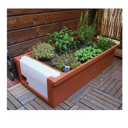 Coltivare le aromatiche sul balcone for Coltivare sul balcone